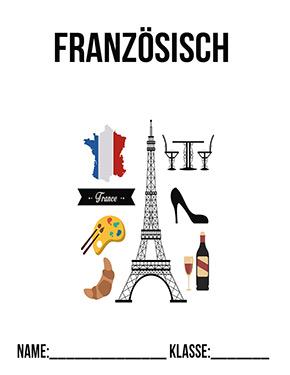 Hier kannst du dir jetzt dein gesuchtes Deckblatt Französisch Grundschule schnell und einfach erstellen und kostenlos ausdrucken. Mit deinem persönlichen Deckblatt für deine Hefter, Schulordner und Mappen bist du super organisiert und behältst stehst den Überblick.