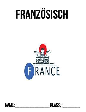 Hier kannst du dir jetzt dein gesuchtes Deckblatt für Französisch schnell und einfach erstellen und kostenlos ausdrucken. Mit deinem persönlichen Deckblatt für deine Hefter, Schulordner und Mappen bist du super organisiert und behältst stehst den Überblick.