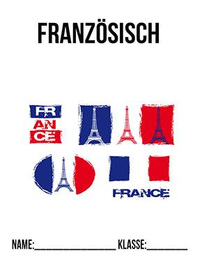 Hier kannst du dir jetzt dein gesuchtes Französisch Deckblatt Klasse 6 schnell und einfach erstellen und kostenlos ausdrucken. Mit deinem persönlichen Deckblatt für deine Hefter, Schulordner und Mappen bist du super organisiert und behältst stehst den Überblick.
