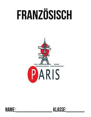 Hier kannst du dir jetzt dein gesuchtes Französisch Deckblatt PDF schnell und einfach erstellen und kostenlos ausdrucken. Mit deinem persönlichen Deckblatt für deine Hefter, Schulordner und Mappen bist du super organisiert und behältst stehst den Überblick.