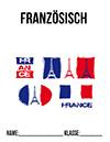 Französisch Deckblatt Klasse 6