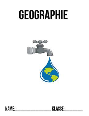 Hier kannst du dir jetzt dein gesuchtes Geographie Deckblatt Klasse 5 schnell und einfach erstellen und kostenlos ausdrucken. Mit deinem persönlichen Deckblatt für deine Hefter, Schulordner und Mappen bist du super organisiert und behältst stehst den Überblick.