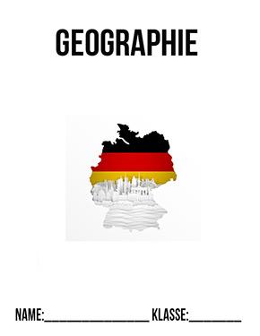 Hier kannst du dir jetzt dein gesuchtes Geographie Deckblatt schnell und einfach erstellen und kostenlos ausdrucken. Mit deinem persönlichen Deckblatt für deine Hefter, Schulordner und Mappen bist du super organisiert und behältst stehst den Überblick.
