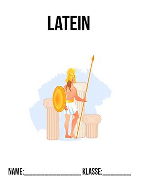 Hier kannst du dir jetzt dein gesuchtes Deckblatt Latein Klasse 8 schnell und einfach erstellen und kostenlos ausdrucken. Mit deinem persönlichen Deckblatt für deine Hefter, Schulordner und Mappen bist du super organisiert und behältst stehst den Überblick.