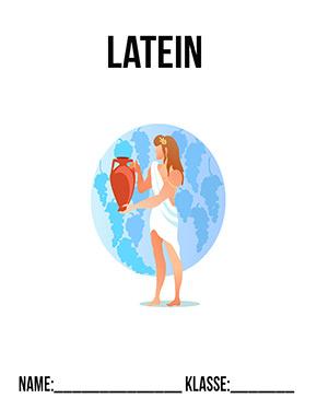 Hier kannst du dir jetzt dein gesuchtes Deckblatt Latein Mappe schnell und einfach erstellen und kostenlos ausdrucken. Mit deinem persönlichen Deckblatt für deine Hefter, Schulordner und Mappen bist du super organisiert und behältst stehst den Überblick.