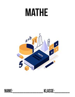 Hier kannst du dir jetzt dein gesuchtes Deckblatt Mathe schnell und einfach erstellen und kostenlos ausdrucken. Mit deinem persönlichen Deckblatt für deine Hefter, Schulordner und Mappen bist du super organisiert und behältst stehst den Überblick.