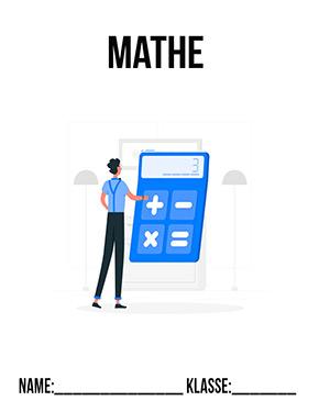 Hier kannst du dir jetzt dein gesuchtes Mathe Deckblatt Klasse 6 schnell und einfach erstellen und kostenlos ausdrucken. Mit deinem persönlichen Deckblatt für deine Hefter, Schulordner und Mappen bist du super organisiert und behältst stehst den Überblick.