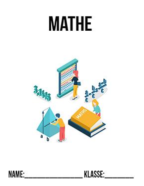 Hier kannst du dir jetzt dein gesuchtes Deckblatt Mathematikhefter schnell und einfach erstellen und kostenlos ausdrucken. Mit deinem persönlichen Deckblatt für deine Hefter, Schulordner und Mappen bist du super organisiert und behältst stehst den Überblick.