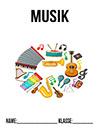 Deckblatt Musik A4