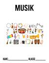 Deckblatt Musik Grundschule