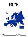 Politik Deckblatt EU