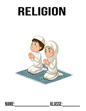 Hier kannst du dir jetzt dein gesuchtes Deckblätter Religion Islam schnell und einfach erstellen und kostenlos ausdrucken. Mit deinem persönlichen Deckblatt für deine Hefter, Schulordner und Mappen bist du super organisiert und behältst stehst den Überblick.