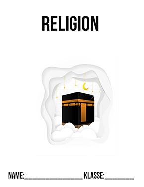 Hier kannst du dir jetzt dein gesuchtes Deckblatt Islam Kaaba schnell und einfach erstellen und kostenlos ausdrucken. Mit deinem persönlichen Deckblatt für deine Hefter, Schulordner und Mappen bist du super organisiert und behältst stehst den Überblick.