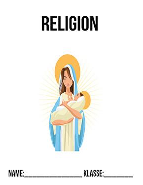 Hier kannst du dir jetzt dein gesuchtes Deckblatt Religion 2. Klasse schnell und einfach erstellen und kostenlos ausdrucken. Mit deinem persönlichen Deckblatt für deine Hefter, Schulordner und Mappen bist du super organisiert und behältst stehst den Überblick.