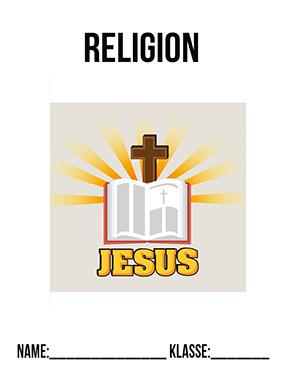 Hier kannst du dir jetzt dein gesuchtes Deckblatt Religion Thema Bibel schnell und einfach erstellen und kostenlos ausdrucken. Mit deinem persönlichen Deckblatt für deine Hefter, Schulordner und Mappen bist du super organisiert und behältst stehst den Überblick.