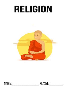Hier kannst du dir jetzt dein gesuchtes Religion Deckblatt Buddhist schnell und einfach erstellen und kostenlos ausdrucken. Mit deinem persönlichen Deckblatt für deine Hefter, Schulordner und Mappen bist du super organisiert und behältst stehst den Überblick.