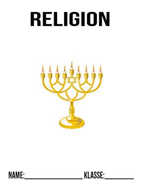 Hier kannst du dir jetzt dein gesuchtes Religion Deckblatt Judentum schnell und einfach erstellen und kostenlos ausdrucken. Mit deinem persönlichen Deckblatt für deine Hefter, Schulordner und Mappen bist du super organisiert und behältst stehst den Überblick.