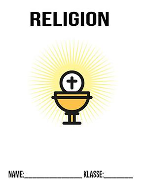 Hier kannst du dir jetzt dein gesuchtes Religion Deckblatt Kommunion schnell und einfach erstellen und kostenlos ausdrucken. Mit deinem persönlichen Deckblatt für deine Hefter, Schulordner und Mappen bist du super organisiert und behältst stehst den Überblick.