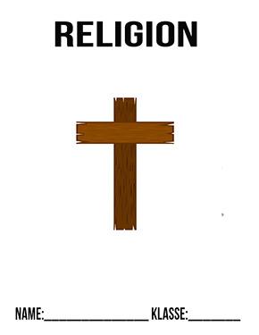 Hier kannst du dir jetzt dein gesuchtes Religion Deckblatt Kreuz 1 schnell und einfach erstellen und kostenlos ausdrucken. Mit deinem persönlichen Deckblatt für deine Hefter, Schulordner und Mappen bist du super organisiert und behältst stehst den Überblick.
