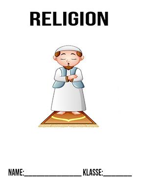 Hier kannst du dir jetzt dein gesuchtes Religion Deckblatt Moslem betet schnell und einfach erstellen und kostenlos ausdrucken. Mit deinem persönlichen Deckblatt für deine Hefter, Schulordner und Mappen bist du super organisiert und behältst stehst den Überblick.