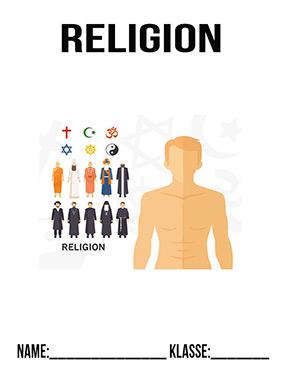Hier kannst du dir jetzt dein gesuchtes Religion Deckblatt Religionen schnell und einfach erstellen und kostenlos ausdrucken. Mit deinem persönlichen Deckblatt für deine Hefter, Schulordner und Mappen bist du super organisiert und behältst stehst den Überblick.