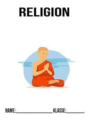 Hier kannst du dir jetzt dein gesuchtes Religion Deckblatt betender Buddhist schnell und einfach erstellen und kostenlos ausdrucken. Mit deinem persönlichen Deckblatt für deine Hefter, Schulordner und Mappen bist du super organisiert und behältst stehst den Überblick.