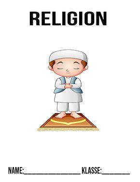 Hier kannst du dir jetzt dein gesuchtes Religion Deckblatt betender Moslem schnell und einfach erstellen und kostenlos ausdrucken. Mit deinem persönlichen Deckblatt für deine Hefter, Schulordner und Mappen bist du super organisiert und behältst stehst den Überblick.