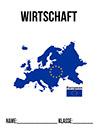 Wirtschaft Deckblatt Europa