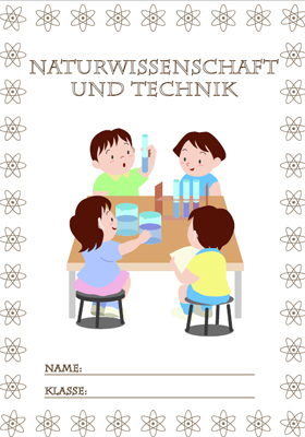 Deckblatt Natur Und Technik Ausdrucken