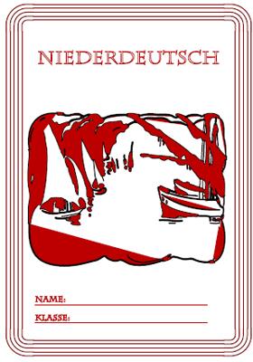 Deckblatt Niederdeutsch 1