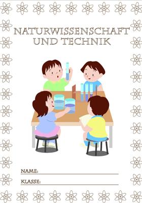 Natur und Technik | Deckblätter ausdrucken
