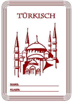 türkisch | deckblätter ausdrucken, Einladungsentwurf