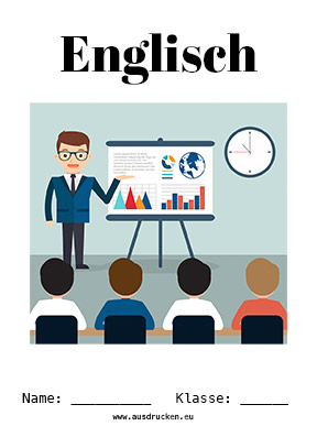 Englisch Deckblatt Referat