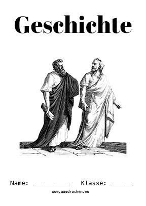 Geschichte Deckblatt Griechenland
