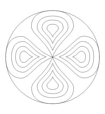 Mandala einfach zum ausdrucken