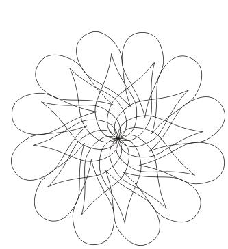 Vorlagen Mandala zum ausdrucken