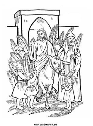Malvorlagen Ostern Jesus   My blog