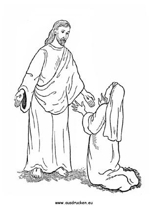Groß Malvorlagen Ostern Jesus Fotos - Dokumentationsvorlage Beispiel ...
