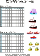 druckvorlage schiffe versenken schiffe versenken ausdrucken von vorlagen. Black Bedroom Furniture Sets. Home Design Ideas