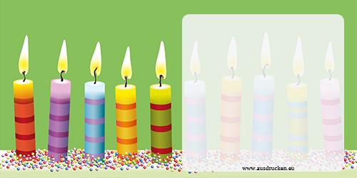 Geburtstagskarten für Kinder | Geburtstagskarten für