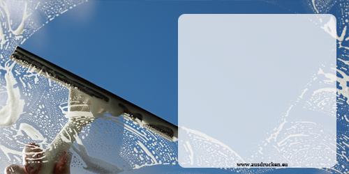 Fenster Putzen Mit Spüli