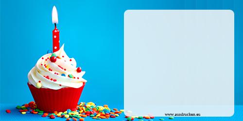 Geburtstagskarten einladungen kostenlos ausdrucken vorlagen for Geburtstagskarten gratis drucken