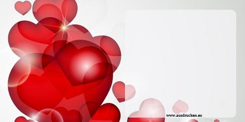 Valentinstag gutschein valentinstag ausdrucken von vorlagen for Valentinstag bilder kostenlos