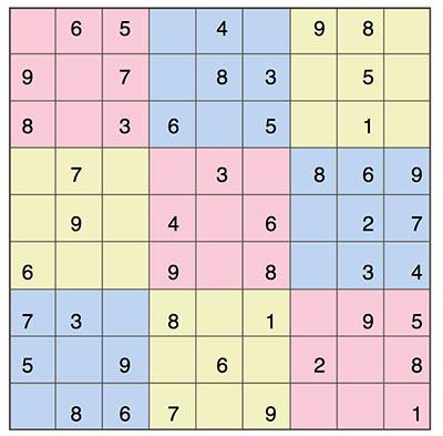 Sudoku vorlagen